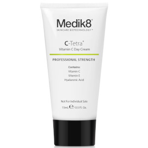 Medik8 C-Tetra Vitamin C Day Cream 15ml (Free Gift)