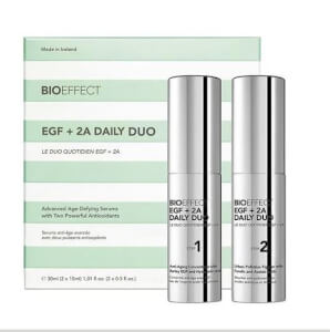 Duo de Soins EGF + 2A BIOEFFECT 2 x 15 ml