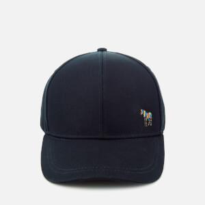 Paul Smith Accessories Men's Zebra Logo Cap - Blue