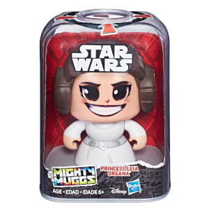 Figura Mighty Muggs Princesa Leia - Star Wars
