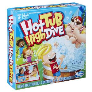 Hasbro Gaming Hot Tub High Dive