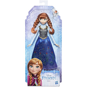 Disney Princess Merida Royal Shimmer Fashion Doll