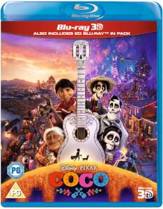 Coco (3D + versión 2D)
