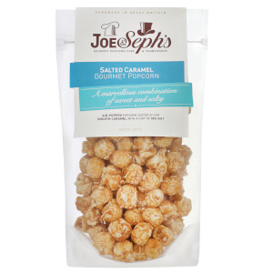 Popcorn au Caramel Salé - Joe & Seph's 120g