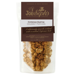 Joe & Sephs Espresso Martini Popcorn - 110g