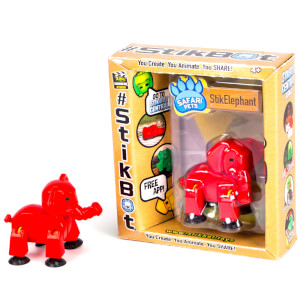 Stikbot Safari Pets (Pack of 4)