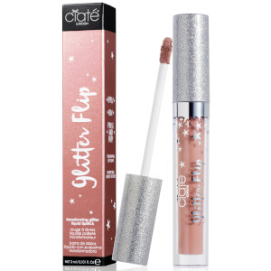 Ciaté London Glitter Flip Lipstick - Undressed