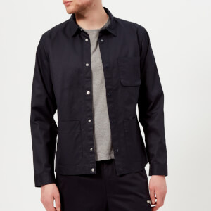 Folk Men's Painters Jacket - Navy