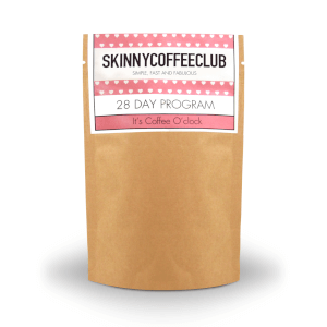 Skinny Coffee Club Original 28 Day Program