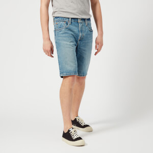 Levi's Men's 502 Taper Hemmed Shorts - Bob