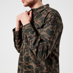 Levi's Men's Military Shacket - Camo