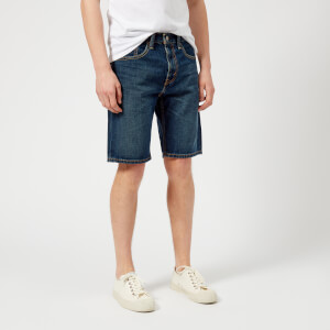 Levi's Men's 502 Taper Hemmed Shorts - On the Roof