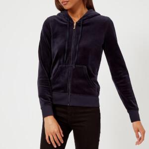 Juicy Couture Women's Velour Robertson Jacket - Regal