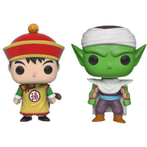 Lot de 2 Figurines Pop! Gohan & Piccolo - Dragonball Z EXC