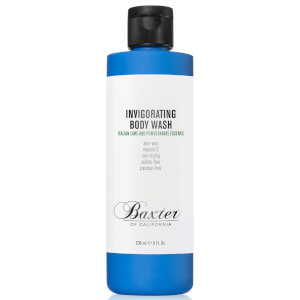 Baxter of California Invigorating Body Wash -vartalopesu (236ml), Italian Lime and Pomegranate