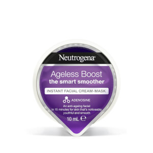 Neutrogena Ageless Boost Instant Facial Cream-Mask -voidenaamio, 10ml