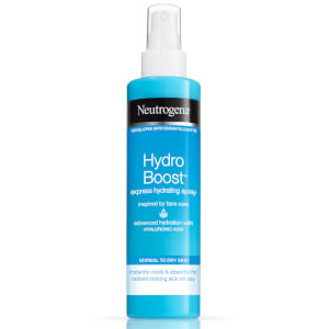 Neutrogena Hydro Boost Express Hydrating Spray -vartalosuihke, 200ml