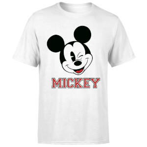Disney Mickey Mouse Since 1928 T-Shirt - White