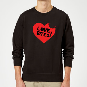 Sweat Homme Love Bites - Noir