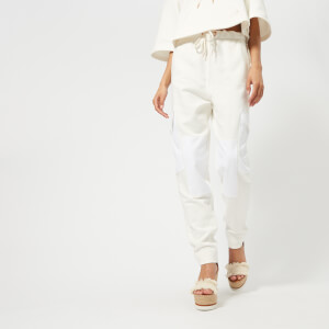 See By Chloe Women's Tracksuit Bottoms - Cloudy White