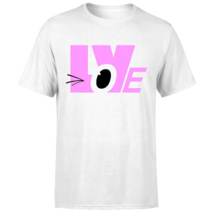 Love Wink T-Shirt - White