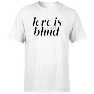 Love Is (Colour) Blind T-Shirt - White