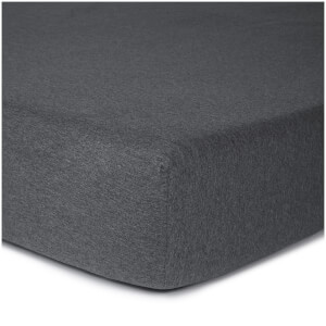 Calvin Klein Modern Cotton Fitted Sheet - Charcoal