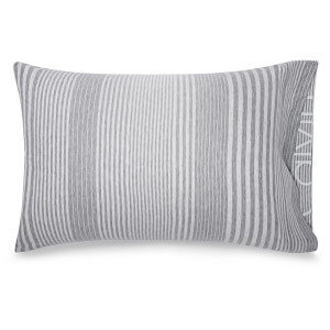 Calvin Klein Standard Pillowcase - Rhythm Grey