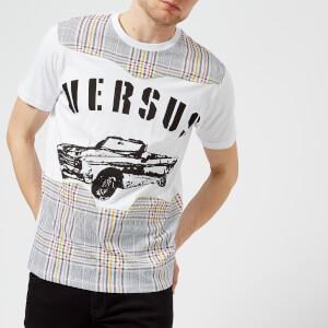 Versus Versace Men's Versus Logo T-Shirt - White