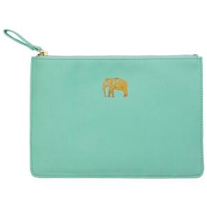Sky + Miller Elephant Pouch - Mint