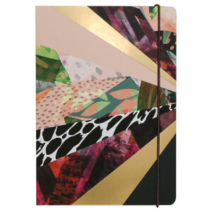 Portico Designs A5 Notebook - Kaleidoscope
