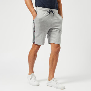 Tommy Hilfiger Men's Tape Detail Shorts - Grey Heather