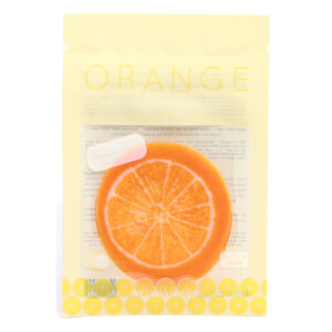 Vitamasques Orange Fruit Slice Pads 8 x 11g