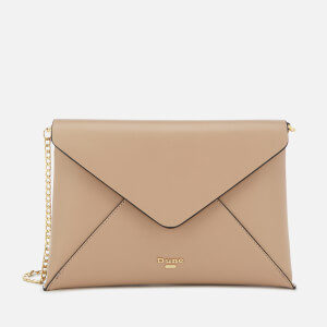 Dune Women's Enria Envelope Cross Body Bag - Nude