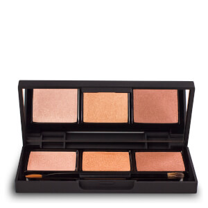 HD Brows Eyeshadow Palette -luomiväripaletti, Copper