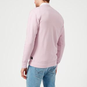 Edwin Men's Classic Crew Sweatshirt - Pink: Image 2