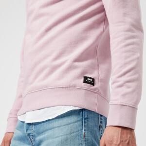 Edwin Men's Classic Crew Sweatshirt - Pink: Image 4
