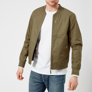 Edwin Men's Baller Bomber Jacket - Military Green