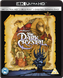 The Dark Crystal - Ultra HD 4K (includes Blu-Ray)