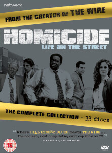 Homicide: The Complete Collection