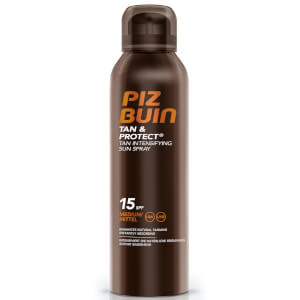 Солнцезащитный спрей Piz Buin Tan and Protect Spray SPF 15 150 мл