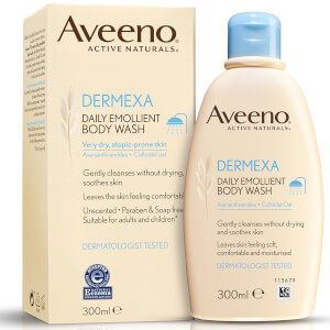 Aveeno Dermexa Daily Emollient Body Wash 300 ml