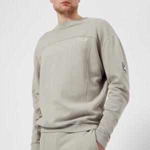 Fila Men's Liam Hodges X Fila MK3 Crew Neck Sweatshirt - Ash