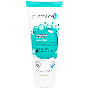 Bubble T Moroccan Mint Tea Body Lotion -vartalovoide 200ml