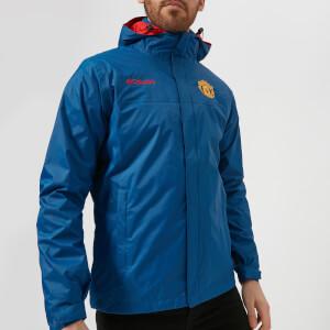 Columbia Men's Manchester United Watertight 2 Jacket - Marine Blue