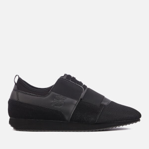 DFND Men's Woodford Trainers - Black