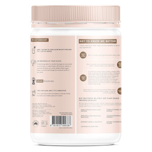 Vida Glow Beauty Protein - Chocolate 500g: Image 2