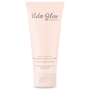 Vida Glow Marine Collagen Exfoliator Scrub 100ml