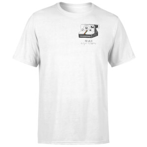 Make Magic Happen T-Shirt - White