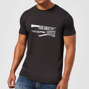 The Best Way To Cut Them Carbs T-Shirt - Black